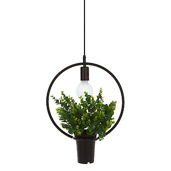 Wellindal Lámpara Decorativa Led Plant 4  Suspensión