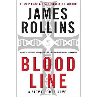 Bloodline by James Rollins - 9780062666444 Book