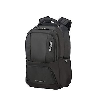 American Tourister Urban Groove Backpack PC Port - 15.6 inches - 50 cm - 29 L - Black (Black)