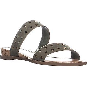 American RAG naisten Easten2 kangas avoin toe rento Slide sandaalit