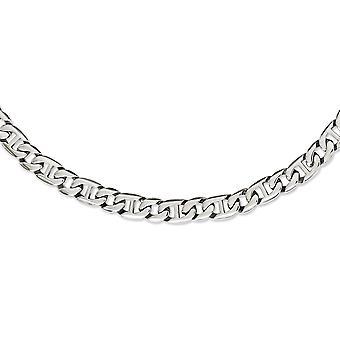 Stainless Steel Fancy Lobster Sluiting gepolijst Links 24inch Ketting 24 Inch sieraden geschenken voor vrouwen