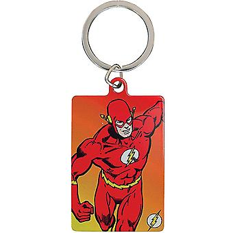 DC Comics The Flash Metal Keyring