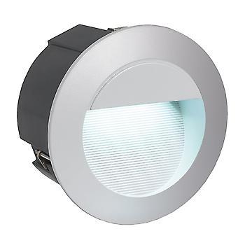 Eglo Zimba exterieur LED ronde inbouw Wall Light