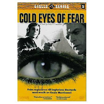 Kalte Augen der Angst-DVD-Thriller-Giovanna Ralli, Frank Wolff, Fernando Rey