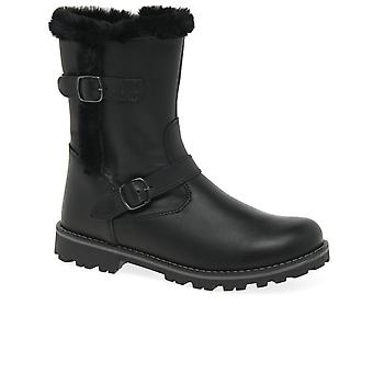 Melania Lecce Girls Boots