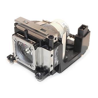 Lampada per proiettore di sostituzione potenza Premium con lampadina Ushio per Sanyo POA-LMP141