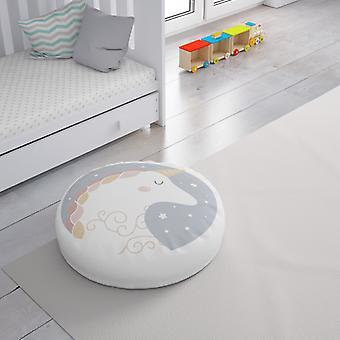 Meesoz Floor Cushion - Unicorn I