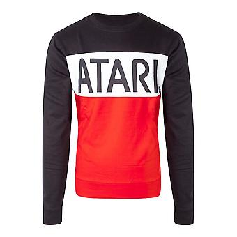 Atari Cut & Sew Sweatshirt Männlich Medium Multi-Color (SW002132ATA-M)