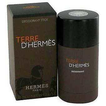 Terre D'hermes door Hermes Deodorant Stick 2,5 oz (mannen) V728-461155