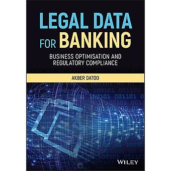 Legal Data for Banking by Akber Datoo