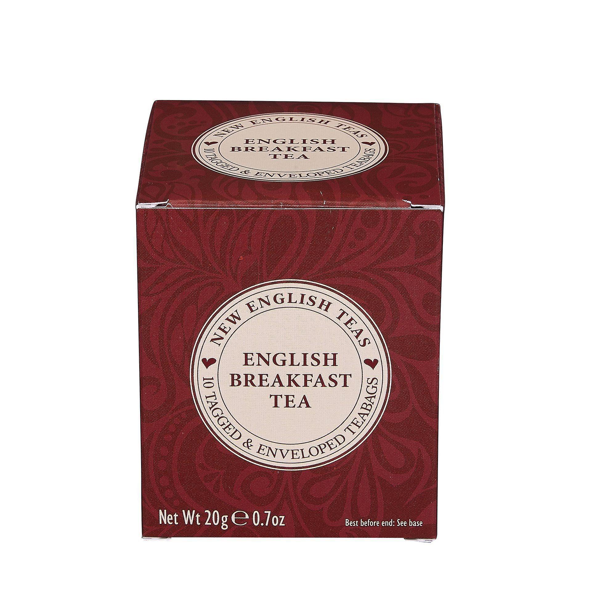 Original english breakfast tea 10 individually wrapped teabags