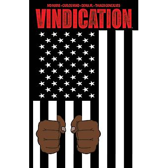 Vindication by MD Marie