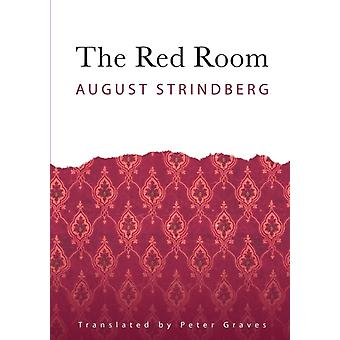 The Red Room by Strindberg & August