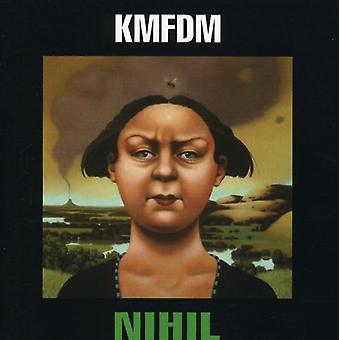 KMFDM - importer des USA Nihil [CD]