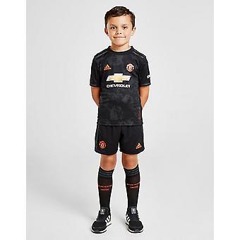 New adidas Boys'  Manchester United FC 2019/20 Third Kit Black