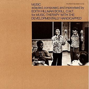 Edith Hillman Boxill - Music Therapy with the Developmentally Handicapped [CD] USA import