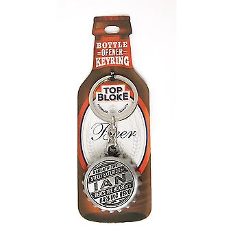 التاريخ وهيرالدي كرينغ -- إيان زجاجة فتاحة