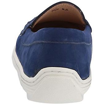 Driver Club USA Unisex äkta läder casual Comfort slip på Moccasin Penny...
