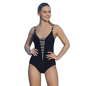 Sunflair 22177-5 Women-apos;s Shades of Palms Black Soft Support Low Back Swimsuit Sunflair 22177-5 Women-apos;s Shades of Palms Black Soft Support Low Back Swimsuit Sunflair 22177-5 Women-apos;s Shades of Palms Black Soft Support Low Back Swimsuit Sun