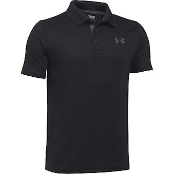 Under Armour Boys Match Play Polo Shirt
