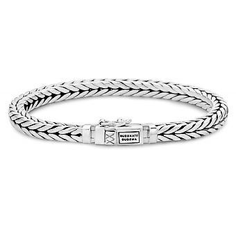 Buddha To Buddha J827 E Barbara XS Silver Size E Bracelet