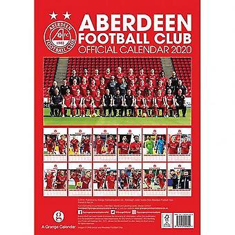 Calendrier Aberdeen FC 2020