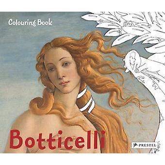 Botticelli Colouring Book by Prestel