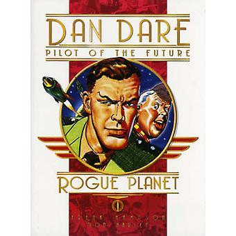 Klassieker Dan Dare Rogue Planet van Frank Hampson