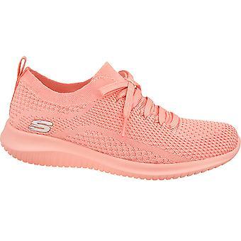 Skechers Ultra Flex Pastel Party 13098-CRL Womens sneakers