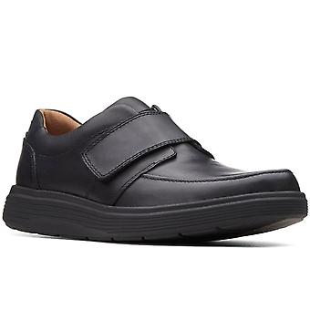 Clarks Un Abode Strap Herren Riptape Schuhe