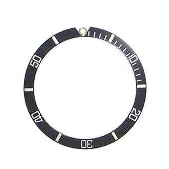Bezel insert made by w&cp to fit rolex 315-5513-1 generic bezel insert