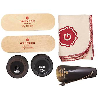William Green's Wax Kit por Grenson