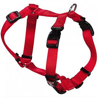 Arppe Harness Nylon Basic Red (Dogs , Collars, Leads and Harnesses , Harnesses)