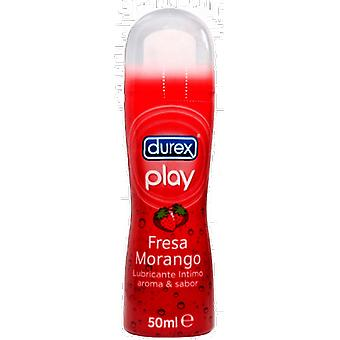 Durex Play Sabor Fresa 50 Ml. (Health & Beauty , Personal Care , Personal Lubricants)
