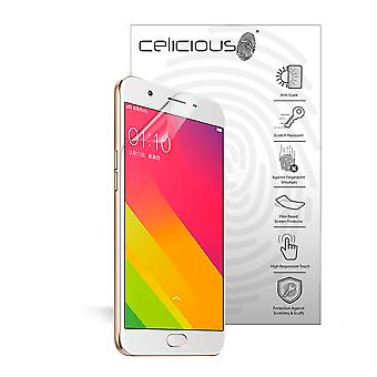 Celicious Matte Anti-Glare Screen Protector Film Compatible with Oppo A59 [Pack of 2]