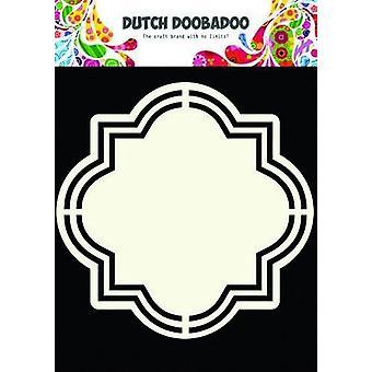 Dutch Doobadoo Dutch Shape Art frames Square ornament A5 470.713.111