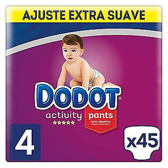 Dodot Activity Extra Diapers Size 4 45 Units
