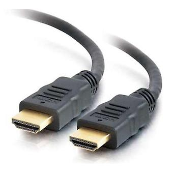 Astrotek HDMI Cable 5m Gold Plated 3D 1080p Full HD