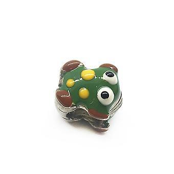 Ladies'Beads Viceroy VMM0142-22 Green (1 cm)