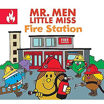 Mr. Men Little Miss Fire Station by Adam Hargreaves - 9781405296175 B