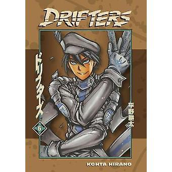 Drifters Volume 6 by Kohta Hirano - 9781506715469 Book