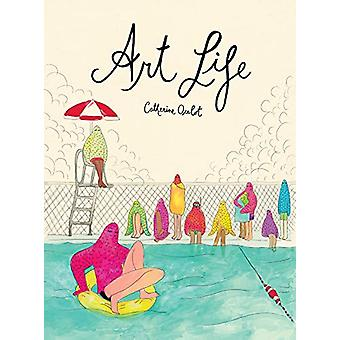 Art Life by Catherine Ocelot - 9781772620467 Book