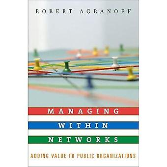 Managing within Networks: Adding Value to Public Organizations (Public Management and Change)
