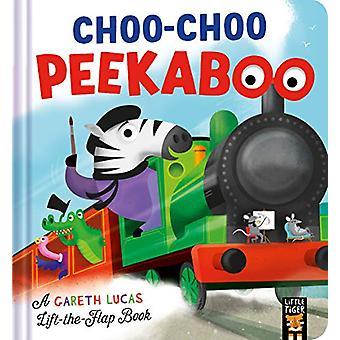 Choo Choo Peekaboo di Gareth Lucas - 9781788812023 Libro