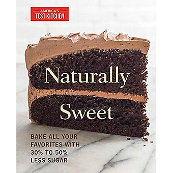 Naturally Sweet by America's Test Kitchen - 9781940352589 Book