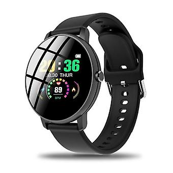 Lige Q5 Plus Sports Smartwatch Fitness Sport Activity Tracker Smartphone Watch iOS Android iPhone Samsung Huawei Black