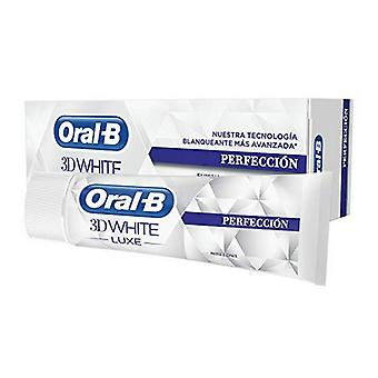 Blanchiment de dentifrice 3d White Luxe Oral-B (75 ml)