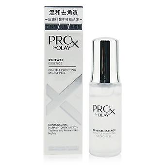 Olay Pro X Renewal Essence - Nightly Purifying Micro-Peel (Contains AHAs) 40ml/1.35oz