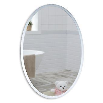 Miroir mural ovale 50 x 40cm et Demister