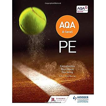 AQA A-level PE (Year 1 and Year 2) by Carl Atherton - 9781510473300 B